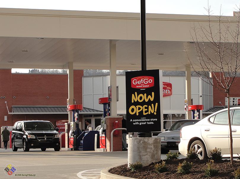 GetGo on Baum Blvd, Now Open!