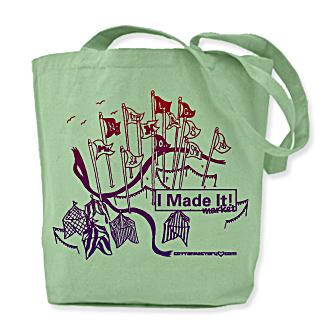 I Made It! Market Tote Bag