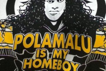 Polalmalu Is My Homeboy shirt worn by @MacFusionGirl