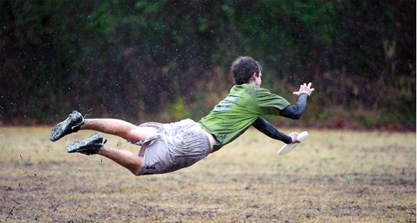 CMU Ultimate Frisbee Team Mr. Yuk