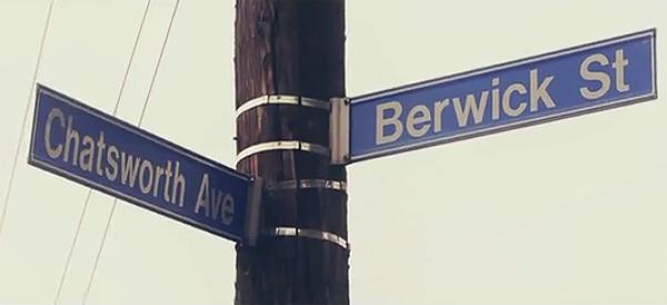 Wiz Khalifa - Black and Yellow music video - Chatsworth and Berwick