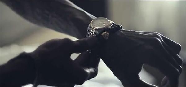 Wiz Khalifa - Black and Yellow music video - New Rolex Datejust