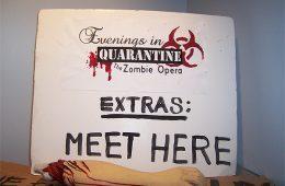 The Zombie Opera - Extras: meet here