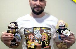 Alex Kozak, creator of Yappin' Yinzers