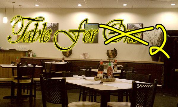 Pho Van - a TableforOne restaurant review