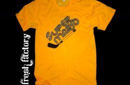 Super Mario Pens Shirt from Fresh Factory