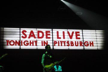 Sade and John Legend Live in Pittsburgh - Concert Recap