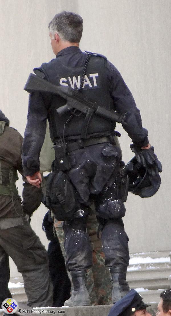 Gotham City SWAT Team Member