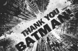 Thank you Batman! From Boring Pittsburgh