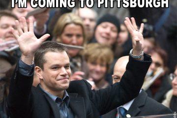 "Matt Damon coming to Pittsburgh to film ""Promised Land"""