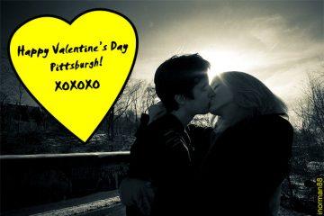 Happy Valentine's Day Pittsburgh