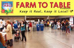 Farm to Table Food Tasting Recap