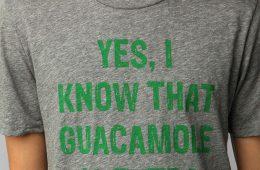 Guacamole is Extra Shirt