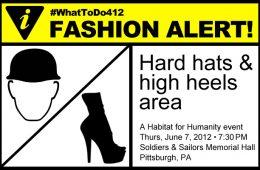 Hard Hats & High Heels Fashion Show
