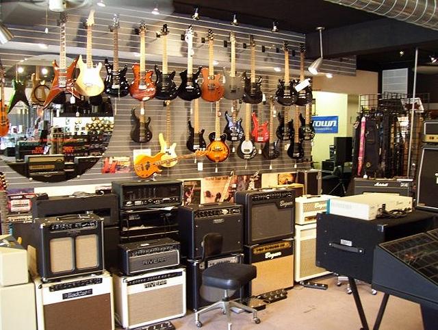 Swissvale Music Store Guitars