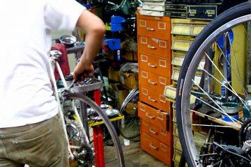 Kraynick's Bike Shop on Penn Ave