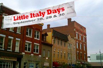 Bloomfield Little Italy Days 2012