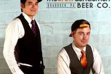 The Brew Gentlemen Beer Co Matt Katase & Asa Foster