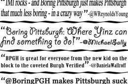 Boring Pittsburgh I Made It Market Ad 2012