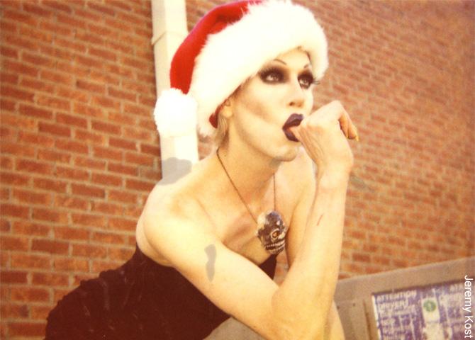 Naughty-or-Nice Holiday Bash Featuring Sharon Needles