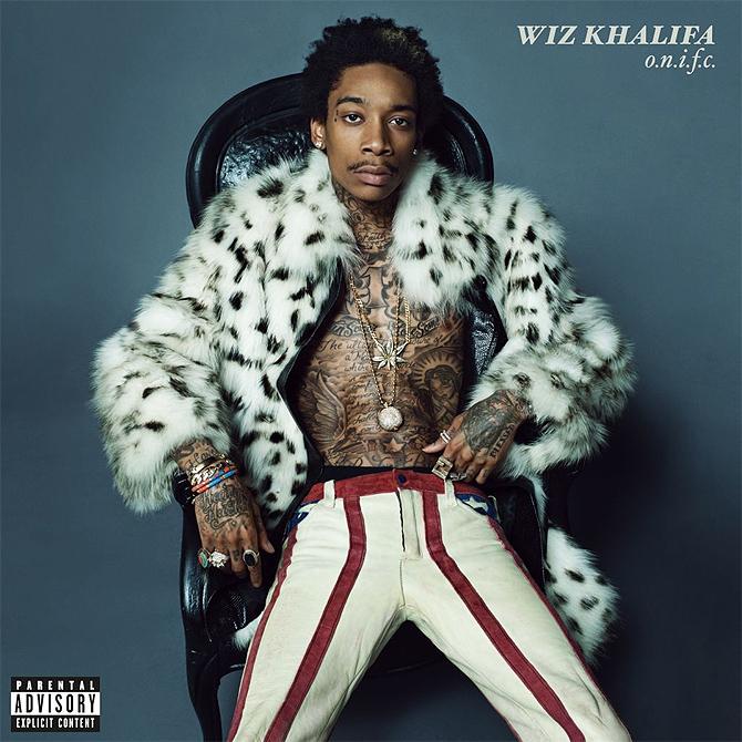Wiz Khalifa O.N.I.F.C. Cover Art