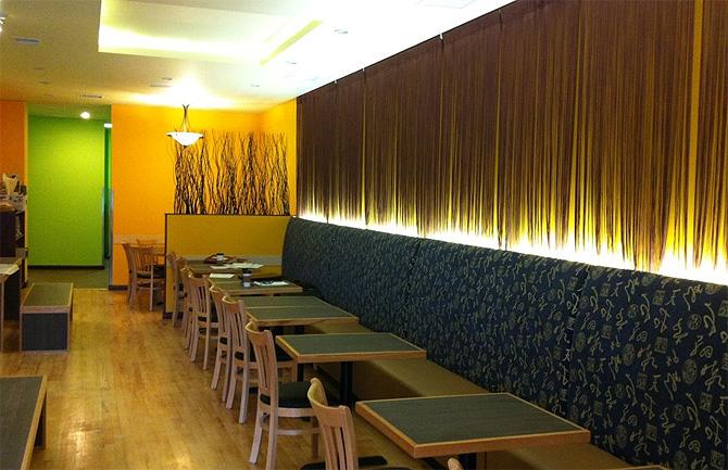 Everyday Noodles Interior