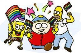 Toonseum Gay Cartoon Pride!