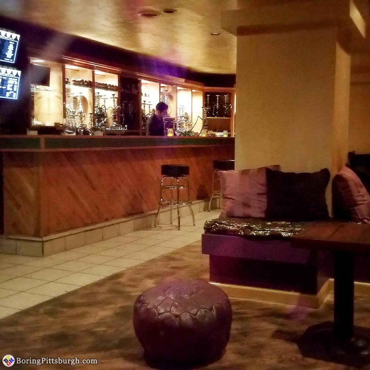 Perspolis Hookah Lounge Pittsburgh Oakland N. Craig Street