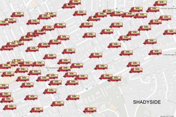 Taco Trucks on Every Corner in Pittsburgh - Shadyside