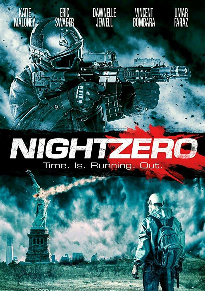 Night Zero Movie Poster Pittsburgh